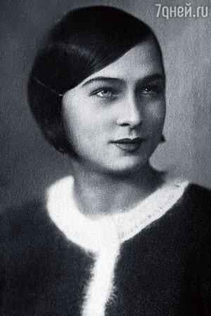 Антонина Крупенина, мама Виктории Лепко