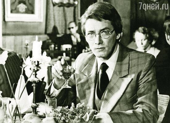 Гоша оказался добрейшим мужиком, мы с ним жили душа в душу... (Кадр фильма «Красные дипкурьеры», 1977 г.