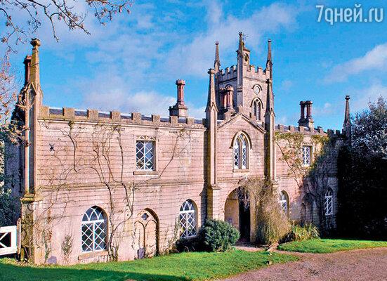 Замок XVIII века в графстве Сомерсет (Англия), в котором Кейдж мечтает встретить старость