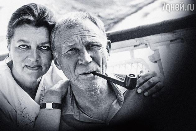 Иван Лапиков и Юлия Фридман