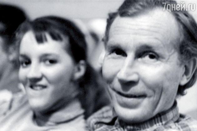 Елена Лапикова и Иван Лапиков