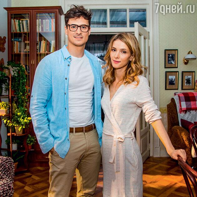 Матеуш Даменцки и Светлана Иванова
