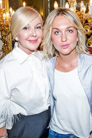 Юлия Янина с дочерью Дарьей