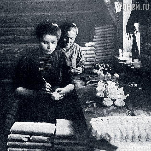Фарфоровая фабрика Кузнецовых в Новохаритонове