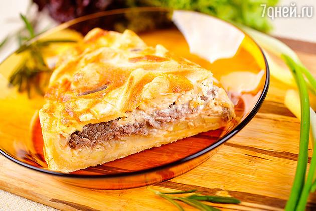 Пирог «Афинский»