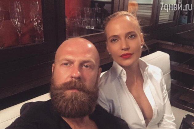 Наталья Ионова с другом