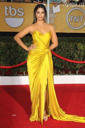 Камила Альвес на 20-й ежегодной церемонии вручения премий Гильдии киноактеров США SAG Awards