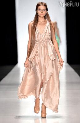 Дизайн платья — Мария Голубева