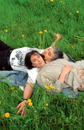 Лариса Гузеева с Игорем Бухаровым