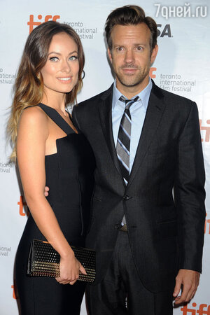 Оливия Уайлд (Olivia Wilde) и ее супруг Джейсон Судейкис (Jason Sudeikis) скоро станут родителями