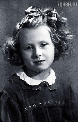 Детская фотография Наташи