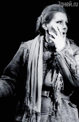 «Ивушка неплакучая». Увидев Наташу в этом спектакле, Кирилл Чубар влюбился в нее