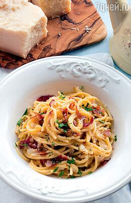 Спагетти карбонара по всем правилам