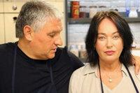 ВИДЕО: зрители гадают из-за чего Лариса Гузеева разорвала отношения с мужем