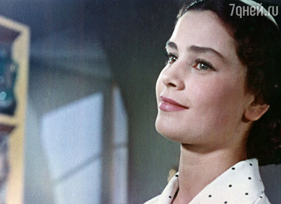 «Ольга была очень хорошая, красивая, но после развода с первой супругой я не думал создавать с кем-то семью». (Ольга Заботкина в фильме «Черемушки», 1962 г.)
