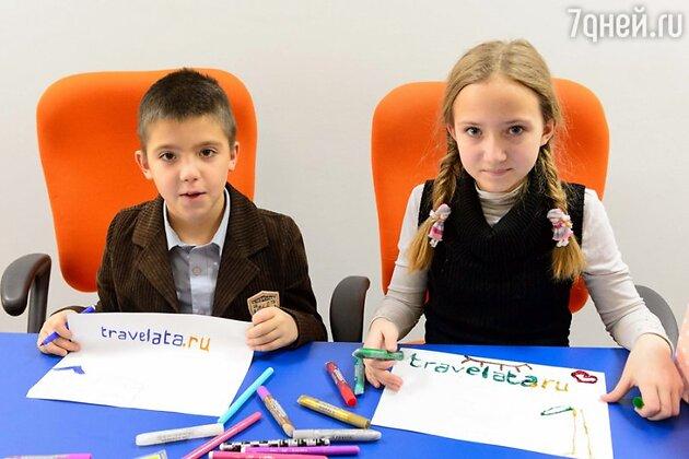 Семья Андрея и Светланы приехала на вручение почти в полном составе, вместе с двумя детьми