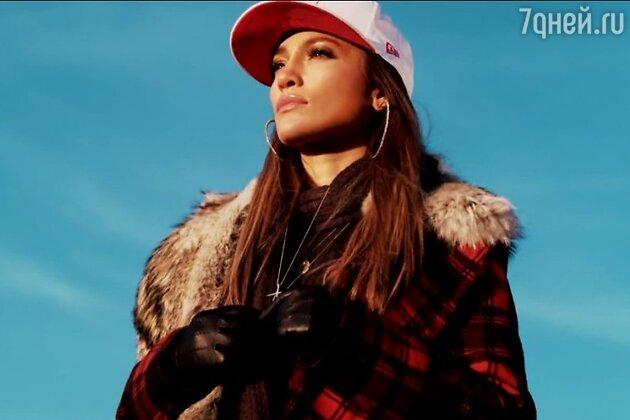 Дженнифер Лопес в клипе на песню «Same Girl»