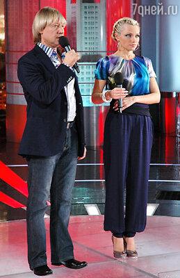 Дмитрий Харатьян и Инна Маликова