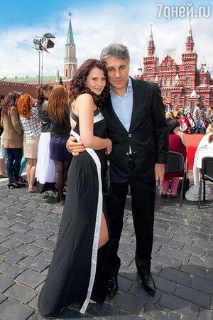 Ольга Погодина и Алексей Пиманов