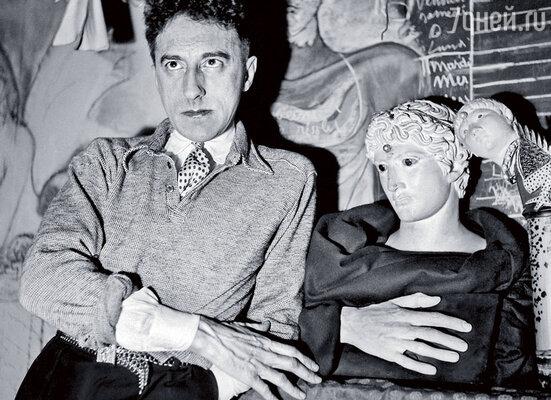 Жан Кокто (на снимке) был другом Лифаря и соперником в любви к Натали Палей