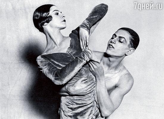 В двадцатые годы Серж Лифарь и Алиса Никитина были самой звездной балетной парой Парижа. В балете «Лани»
