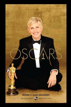 Ведущей церемонии вручения премии «Оскар» станет американская телеведущая Эллен Дидженерес