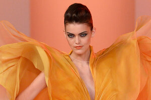 10 самых интересных тенденций с Недели Высокой моды в Париже
