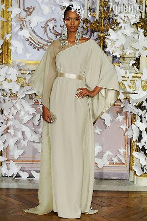 Показ Alexis Mabille. Неделя высокой моды в Париже