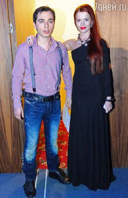 Родион Газманов и Елена Князева