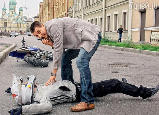 К шестому сезону персонаж Александра Устюгова подполковник Шилов стал почти голливудским супергероем