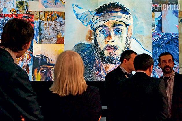 Выставка «Анатолий Зверев. На пороге нового музея», 2014 г.