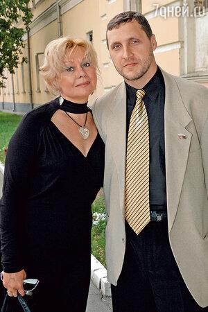 Ольга Богданова и Виталий
