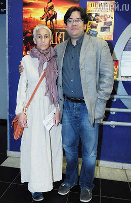 Режиссер Андрей Прошкин и актриса Роза Хайруллина представили фильм «Орда»