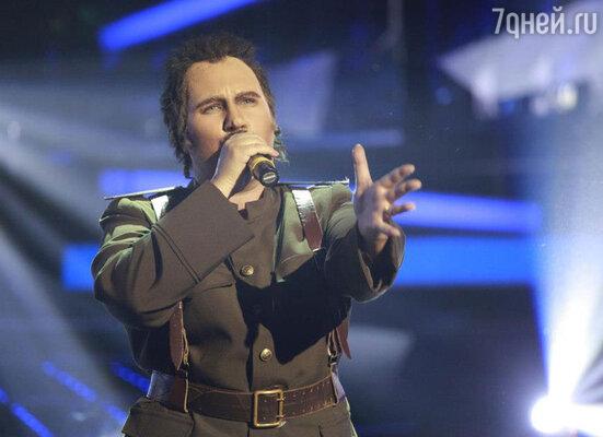 Больше всех зрителям и жюри понравилась пародия Евы Польны на Валерия Меладзе