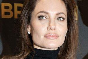Анджелина Джоли не смогла прийти на мероприятие из-за болезни