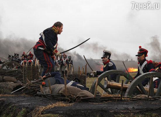 Кадр из фильма «1812: Уланская Баллада»