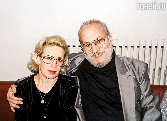 Я со своей второй женой Людмилой