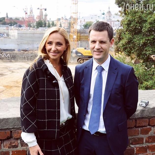Татьяна Навка и Сергей Кузнецов