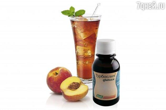 «В жару и перед перелетами я пью напиток «Турбослим дренаж». Он способствует уменьшению отеков, очищению организма, а главное – направлен на поддержание веса в норме»