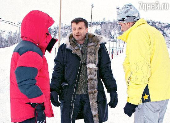 После ухода с НТВ Леонид Парфенов работал главным редактором журнала, снимал документалку...