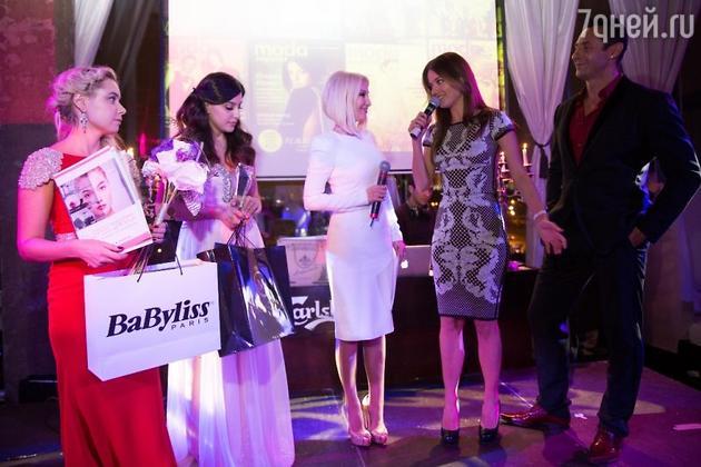 Юля Паршута стала обладательницей премии «Прорыв года»