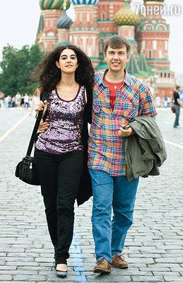 Джакомо Челентано и его жена Катя