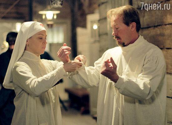 Кадр из фильма «Морфий»