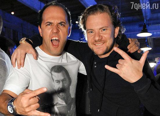 DJ Vengerov и DJ Smash