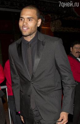 Крис Браун