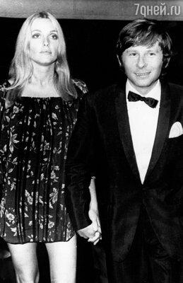 9 августа 1969 года вся Америка ужаснулась от подробностей кровавой бойни в доме Романа Поланского. Свадьба Поланского и Шэрон Тейт, 1968 г.