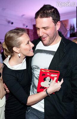 Самым ажиотажным стало появление молодоженов Ксении Собчак и Максима Виторгана