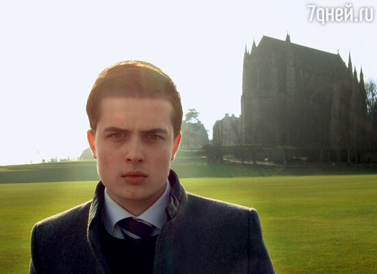 Анатолий, внук Софии Михайловны, учится в Англии