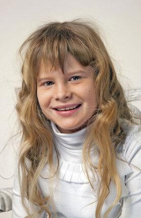 В этом году моя дочка Саша пошла во второй класс