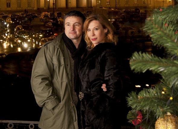 Дарья Юргенс и Сергей Великанов